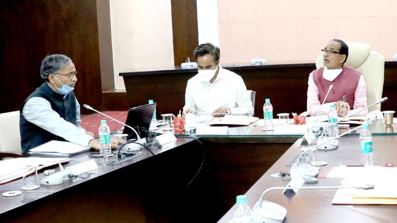 मध्यप्रदेश की प्रगति का नया इतिहास बनाएंगे : मुख्यमंत्री श्री चौहान