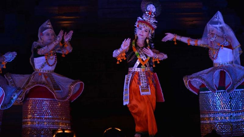 खजुराहो नृत्य समारोह का ओजपूर्ण सांस्कृतिक प्रस्तुतियों के साथ हुआ समापन